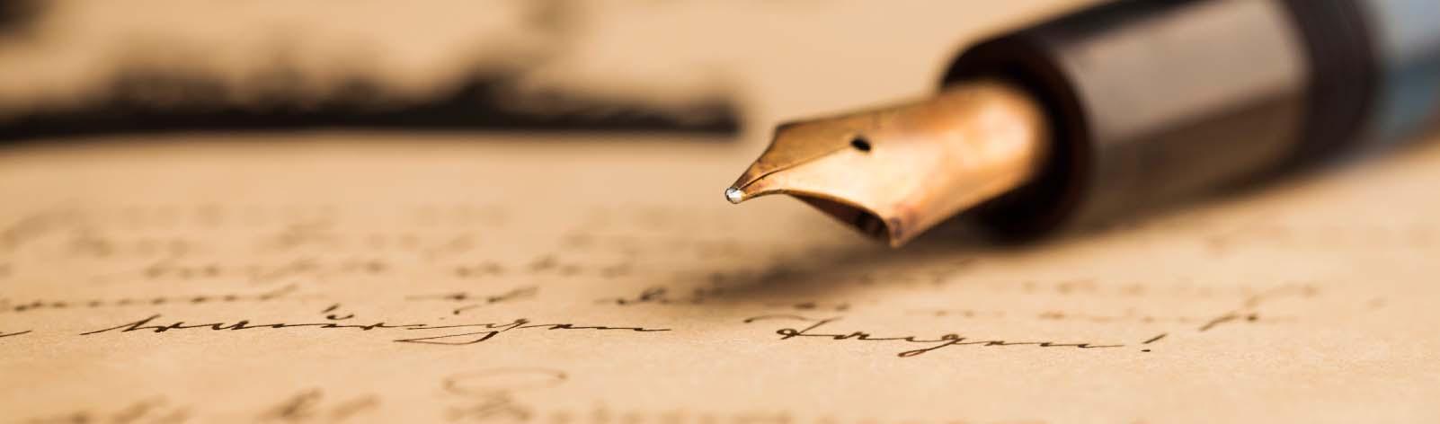 »Geschichten, die das Leben schreibt.«